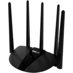 The TOTOLINK A3100R router with Gigabit WiFi, 2 Gigabit ETH-ports and                                                  0 USB-ports