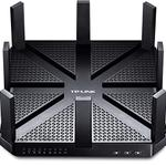 The TP-LINK AD7200 (Talon) router with Gigabit WiFi, 4 Gigabit ETH-ports and                                                  0 USB-ports