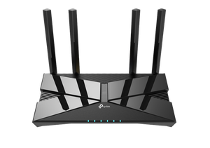 Thumbnail for the TP-LINK Archer AX50 router with Gigabit WiFi, 4 N/A ETH-ports and                                          0 USB-ports