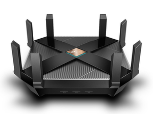 Thumbnail for the TP-LINK Archer AX6000 router with Gigabit WiFi, 8 N/A ETH-ports and                                          0 USB-ports
