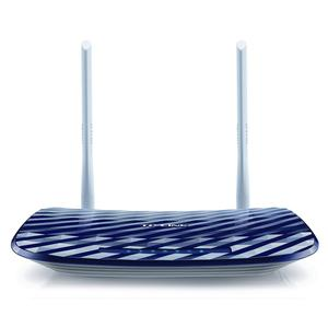 Thumbnail for the TP-LINK Archer C20 v4.x router with Gigabit WiFi, 4 100mbps ETH-ports and                                          0 USB-ports