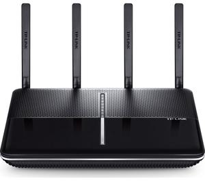 Thumbnail for the TP-LINK Archer C3150 router with Gigabit WiFi, 4 Gigabit ETH-ports and                                          0 USB-ports