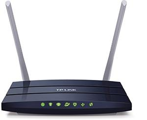 Thumbnail for the TP-LINK Archer C50 v1.x router with Gigabit WiFi, 4 100mbps ETH-ports and                                          0 USB-ports