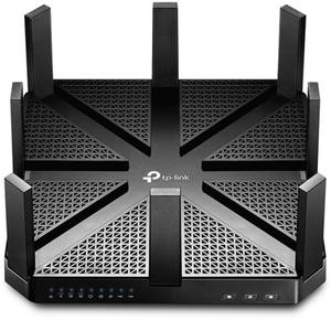Thumbnail for the TP-LINK Archer C5400 v1.x router with Gigabit WiFi, 4 Gigabit ETH-ports and                                          0 USB-ports