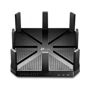 Thumbnail for the TP-LINK Archer C5400 v2.x router with Gigabit WiFi, 4 Gigabit ETH-ports and                                          0 USB-ports