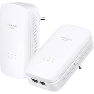 Thumbnail for the TP-LINK TL-PA7020 router with No WiFi, 2 Gigabit ETH-ports and                                          0 USB-ports