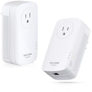 Thumbnail for the TP-LINK TL-PA8010P router with No WiFi, 1 Gigabit ETH-ports and                                          0 USB-ports