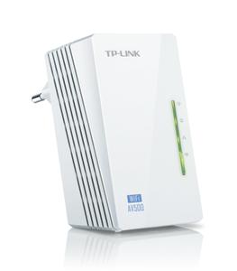 Thumbnail for the TP-LINK TL-WPA4220 router with 300mbps WiFi, 2 100mbps ETH-ports and                                          0 USB-ports