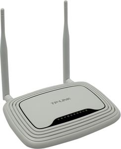 Thumbnail for the TP-LINK TL-WR842ND v2.x router with 300mbps WiFi, 4 100mbps ETH-ports and                                          0 USB-ports