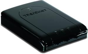 Thumbnail for the TRENDnet TEW-655BR3G router with 300mbps WiFi, 1 100mbps ETH-ports and                                          0 USB-ports