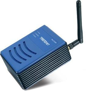 Thumbnail for the TRENDnet TPL-210AP router with 54mbps WiFi,  N/A ETH-ports and                                          0 USB-ports