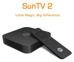 Thumbnail for the TVMining Sun TV Box router with 300mbps WiFi, 1 100mbps ETH-ports and                                          0 USB-ports