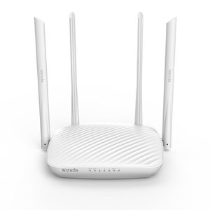 Thumbnail for the Tenda F9-17 router with 300mbps WiFi, 3 100mbps ETH-ports and                                          0 USB-ports