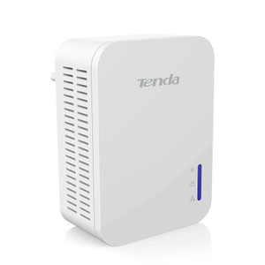 Thumbnail for the Tenda P3 router with No WiFi, 1 N/A ETH-ports and                                          0 USB-ports