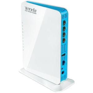 Thumbnail for the Tenda W568R router with 300mbps WiFi, 4 N/A ETH-ports and                                          0 USB-ports