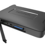 The TomTom BRIDGE Hub (4FIC1) router with Gigabit WiFi,   ETH-ports and                                                  0 USB-ports