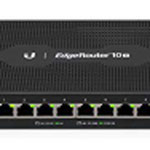 The Ubiquiti Networks EdgeRouter 10X router with No WiFi, 1 N/A ETH-ports and                                                  0 USB-ports