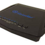 The VisionNet M505+ router with 300mbps WiFi, 4 100mbps ETH-ports and                                                  0 USB-ports