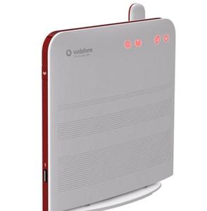 Thumbnail for the Vodafone DSL-EasyBox 602 router with 300mbps WiFi, 4 100mbps ETH-ports and                                          0 USB-ports