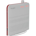 The Vodafone DSL-EasyBox 903 router with 300mbps WiFi, 4 100mbps ETH-ports and                                              0 USB-ports