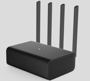 Thumbnail for the Xiaomi MiWiFi HD router with Gigabit WiFi, 3 Gigabit ETH-ports and                                          0 USB-ports