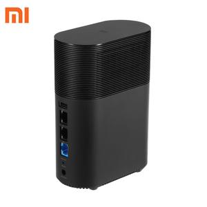 Thumbnail for the Xiaomi MiWiFi (R1D) router with Gigabit WiFi, 2 Gigabit ETH-ports and                                          0 USB-ports