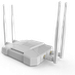 The ZBT WE1326 router has Gigabit WiFi, 4 N/A ETH-ports and 0 USB-ports. <br>It is also known as the <i>ZBT AC1200 Wireless Gigabit Router.</i>