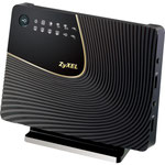 The ZyXEL EMG2926-Q10A router with Gigabit WiFi, 4 Gigabit ETH-ports and                                                  0 USB-ports