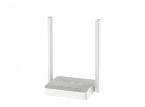 Thumbnail for the ZyXEL Keenetic 4G rev B router with 300mbps WiFi, 2 100mbps ETH-ports and                                          0 USB-ports