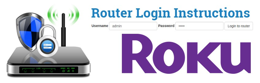 How To Login to a Roku Router And Access The Setup Page | RouterReset