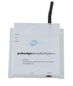 Thumbnail for the pakedge WAP-W2 router with 54mbps WiFi, 1 100mbps ETH-ports and                                          0 USB-ports